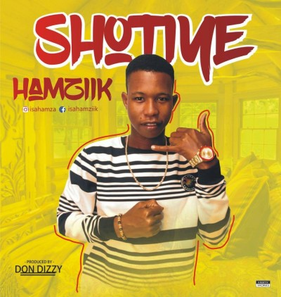 Hamziik-Shotiye (Produced by Don Dizy)