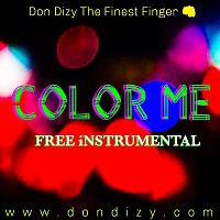 Color Me Instrumental by Don Dizy