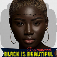 Black is beautiful instrumental by Don Dizy
